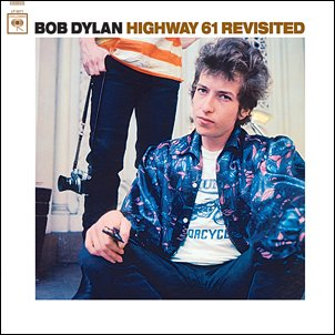 Highway 61 Revisited mono sleeve